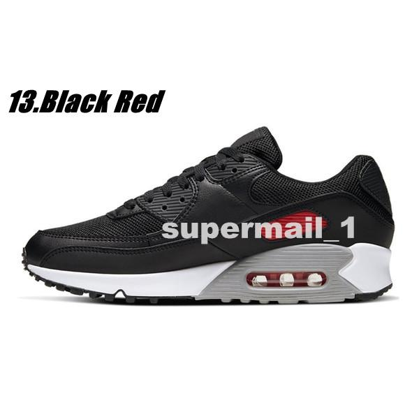 13.Black Red 36-45
