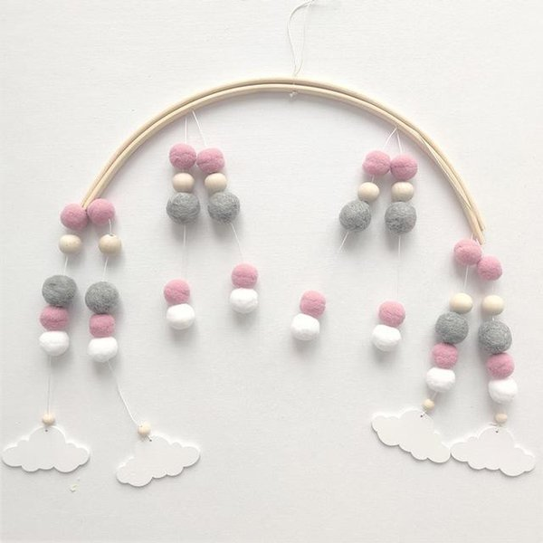 Pink White Cloud