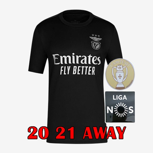 20 21 Lejos + Liga Patch