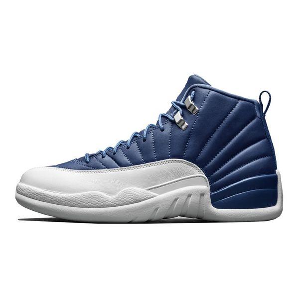 12s Stone Blue