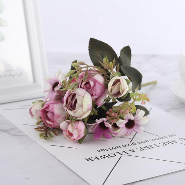 Daisy Rose Purple