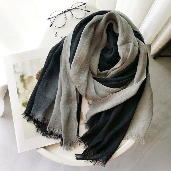 light gray + Black]-190cmx90cm