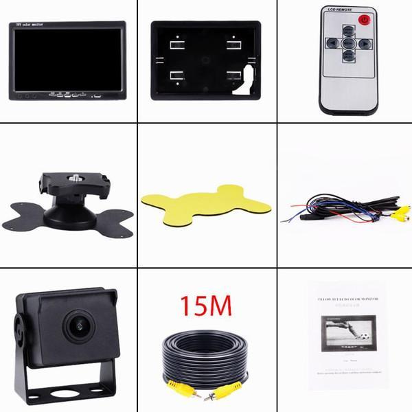 Monitor-Camera-15m