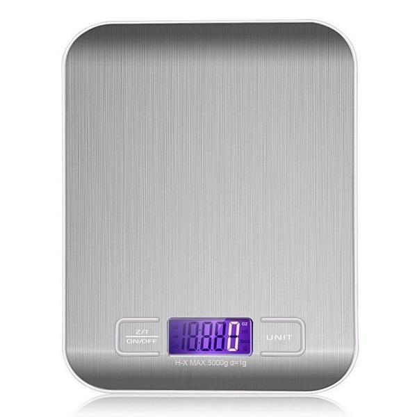 silver usb carica-5kg