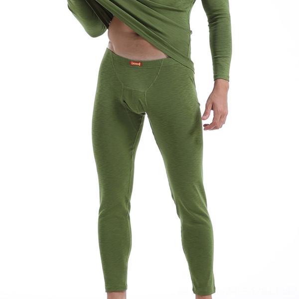 Ordu Yeşil Tek Uzun Pantolon