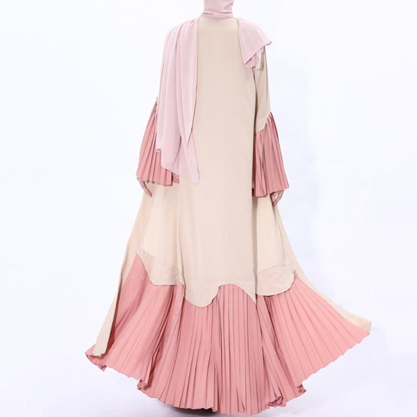 beige rosa Strickjacke L