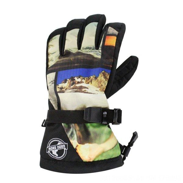 Men # 039; s Gloves 1002 Photo-m