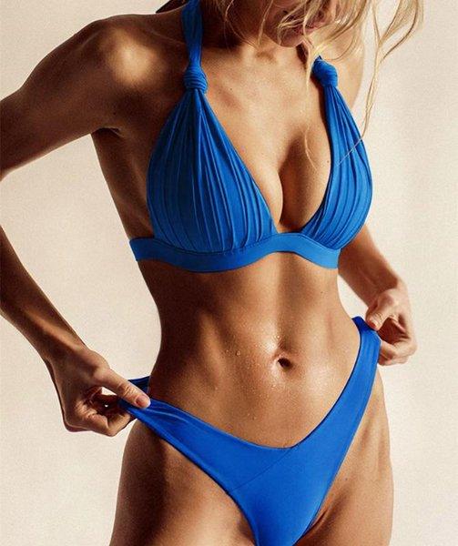 mavi Bikini