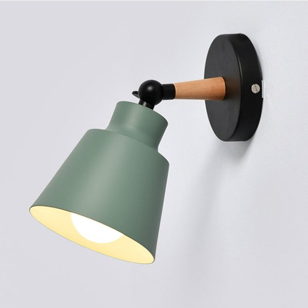 Iron green without bulb Warm White