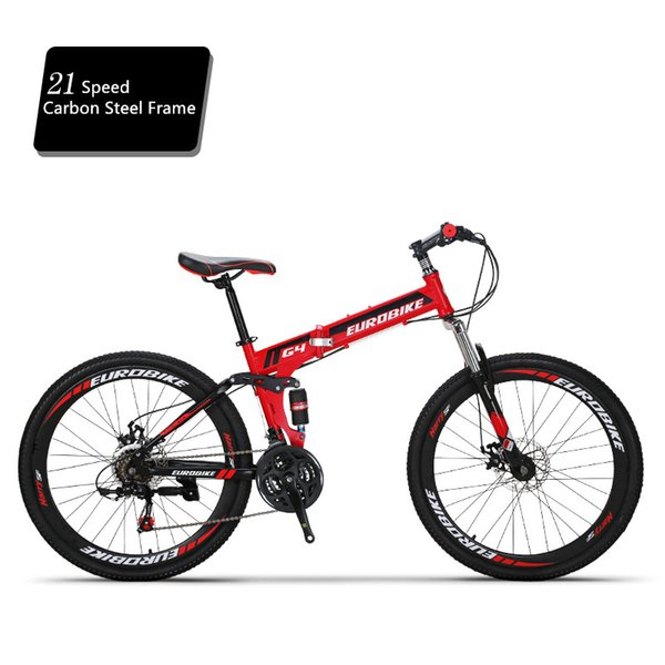 21 Speed A Red