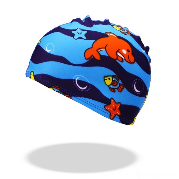 little Dolphin cloth hat