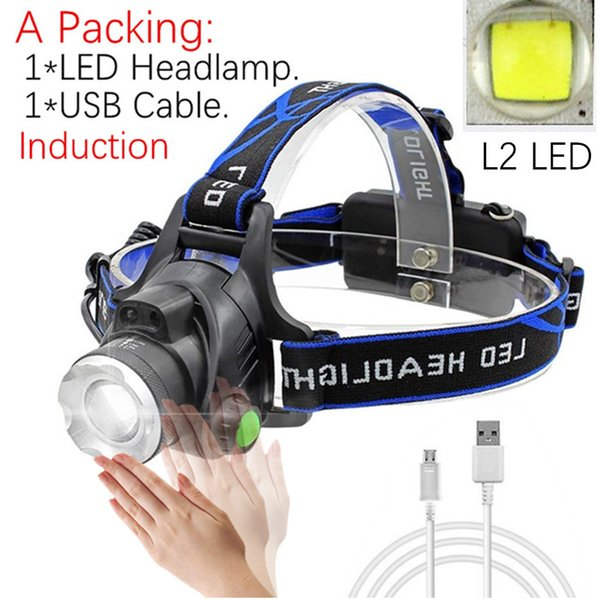 A Packing -L2LED No Battery