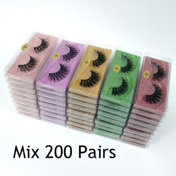 Mélanger 200 paires