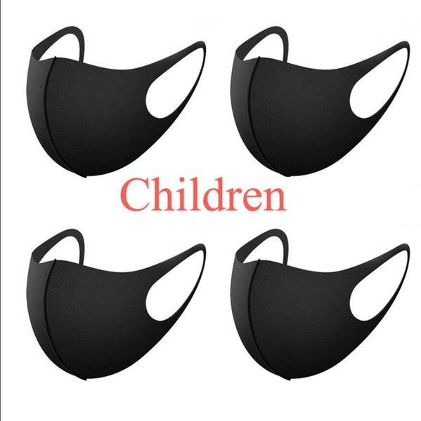 طفل أسود