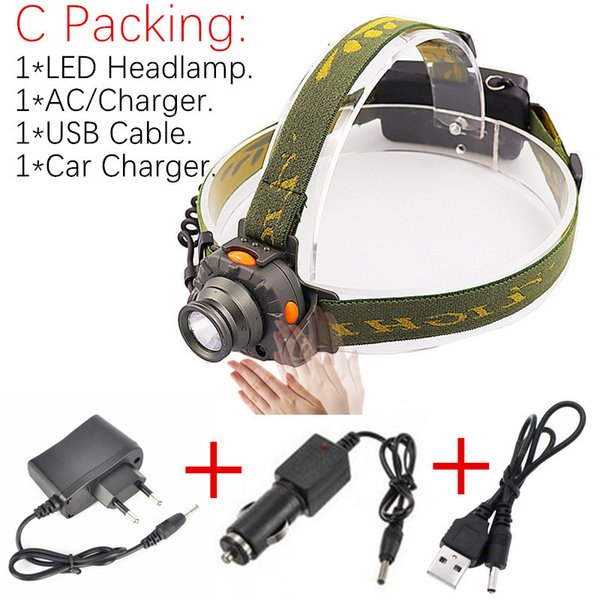 C Packing NO Battery
