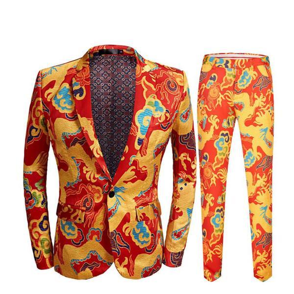 Jaqueta e calça