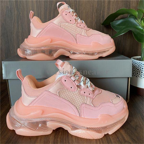 분홍색 크기 35-39