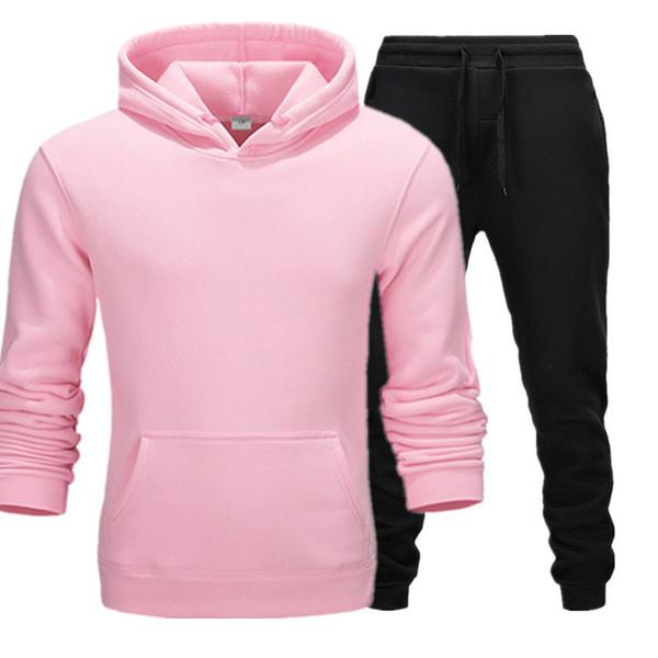 Siyah + Pink