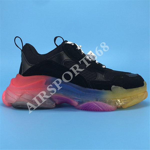 black rainbow sole