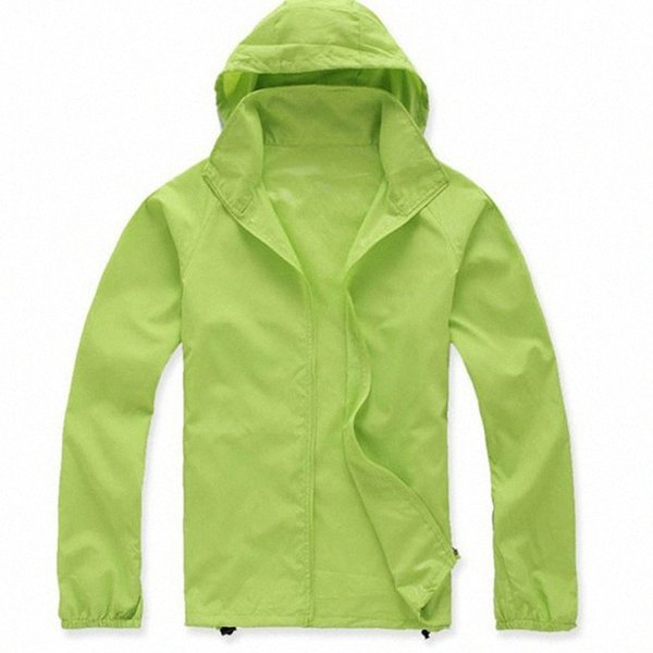 best selling Wholesale-Women Men Summer Outdoor Camping Sports Shirts Quick Dry Breathable Fishing UV Resistant Hiking Ultralight Rian Skin Shirt R 24cK#