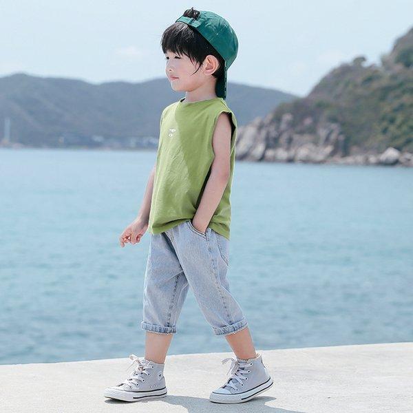 avocado Green wq2001 vest + pants