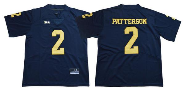 #2 Patterson blue