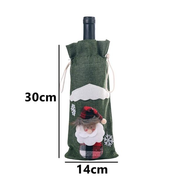 Green Bottle Cover