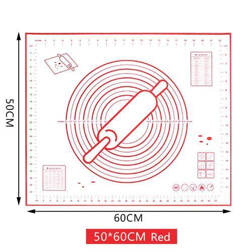 60x50cm kırmızı
