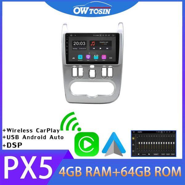 PX5 DSP Wl CarPlay