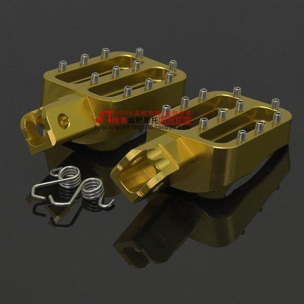cnc gold pedal