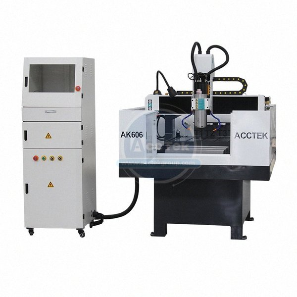 top popular China hot sale 3d mini cnc router 6090 advertising atc mold engraving machine sales in Europe qooR# 2021