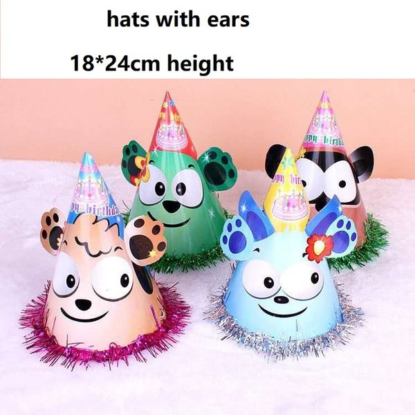 hats with ears