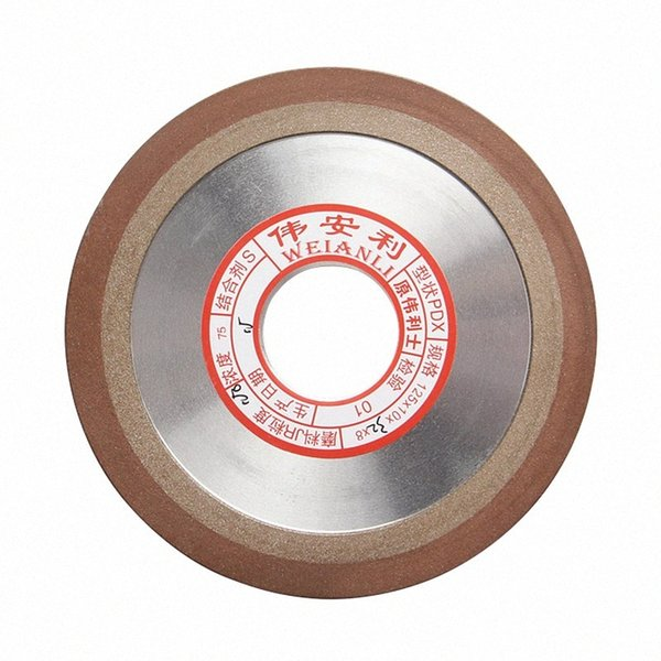 best selling Diamond Wheel Grinding Disc Grain Fineness Cutting Electroplated Saw Blade125*10*32*8mm Rotary Tool 1pc C9id#
