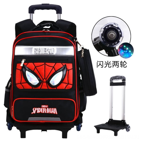 Red 8865 # Spider-man cassa di matita Flash 2