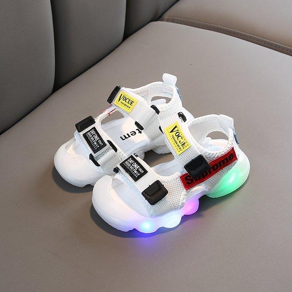 c1819 sandals White