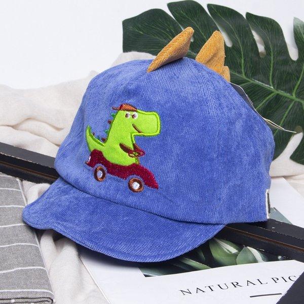 Маленький Динозавр-синий