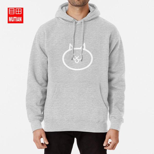 grigio hoodie