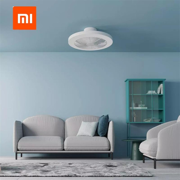 best selling Xiaomi Mijia Yeelight 61W Fixed Ceiling Fan Light S2001 Intelligent Wireless bluetooth Connection DC Inverter Air Circulation