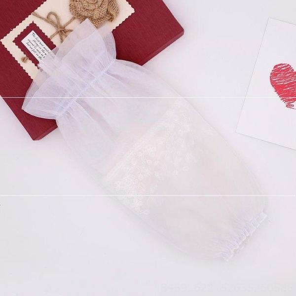 laiteux blanc transparent mesh