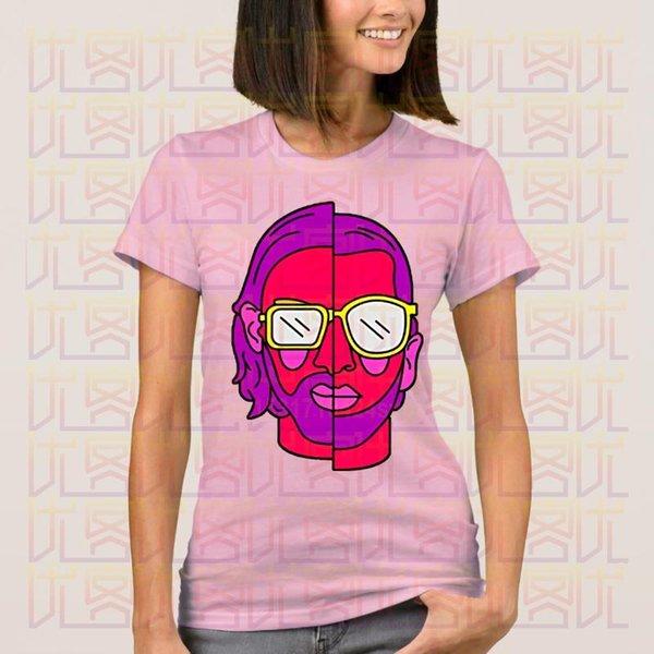 les femmes rose