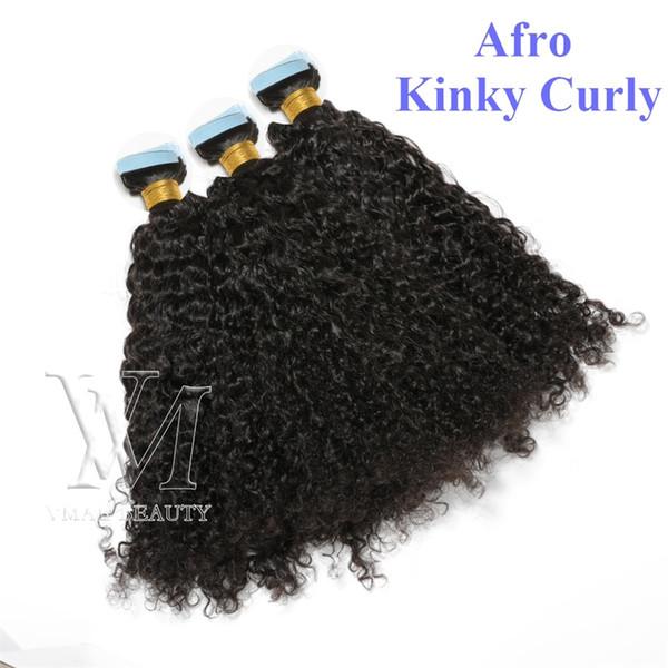 Afro Kinky кудрявый