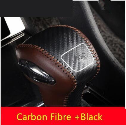 De Fibra De Carbono Preto