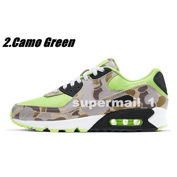 2.Camo vert 36-45