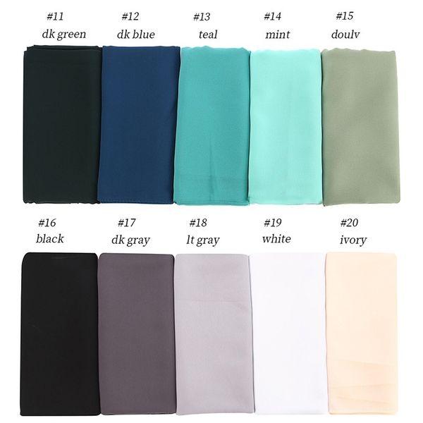 Lista de cores 2