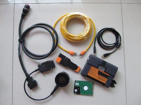 BMW위한 ICOM A2 및 하드 디스크