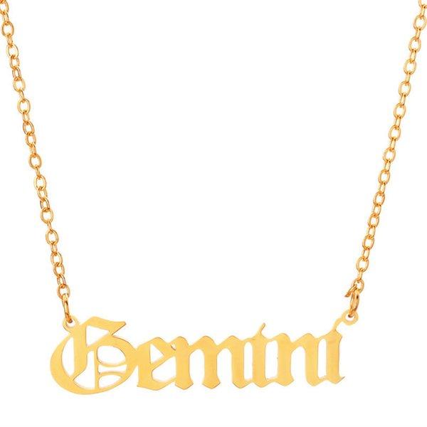 Géminis de oro