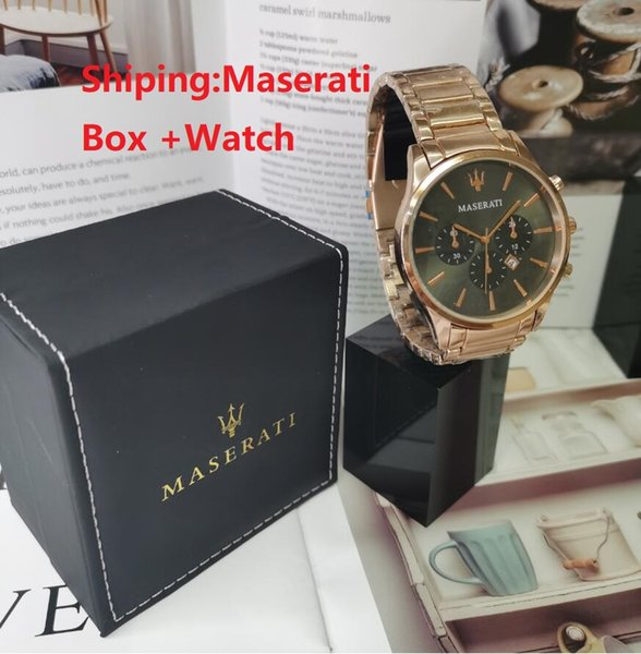 Box + Watch