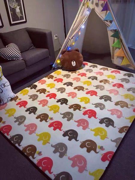 Elefant -120x190