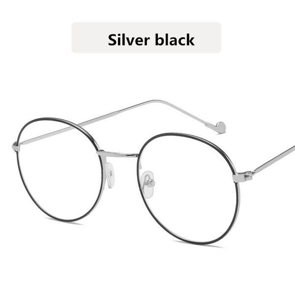 Gümüş, siyah