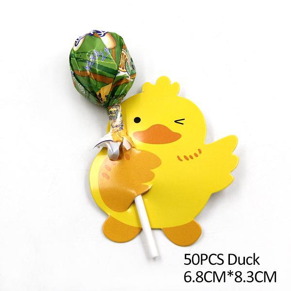 Duck-50pcs